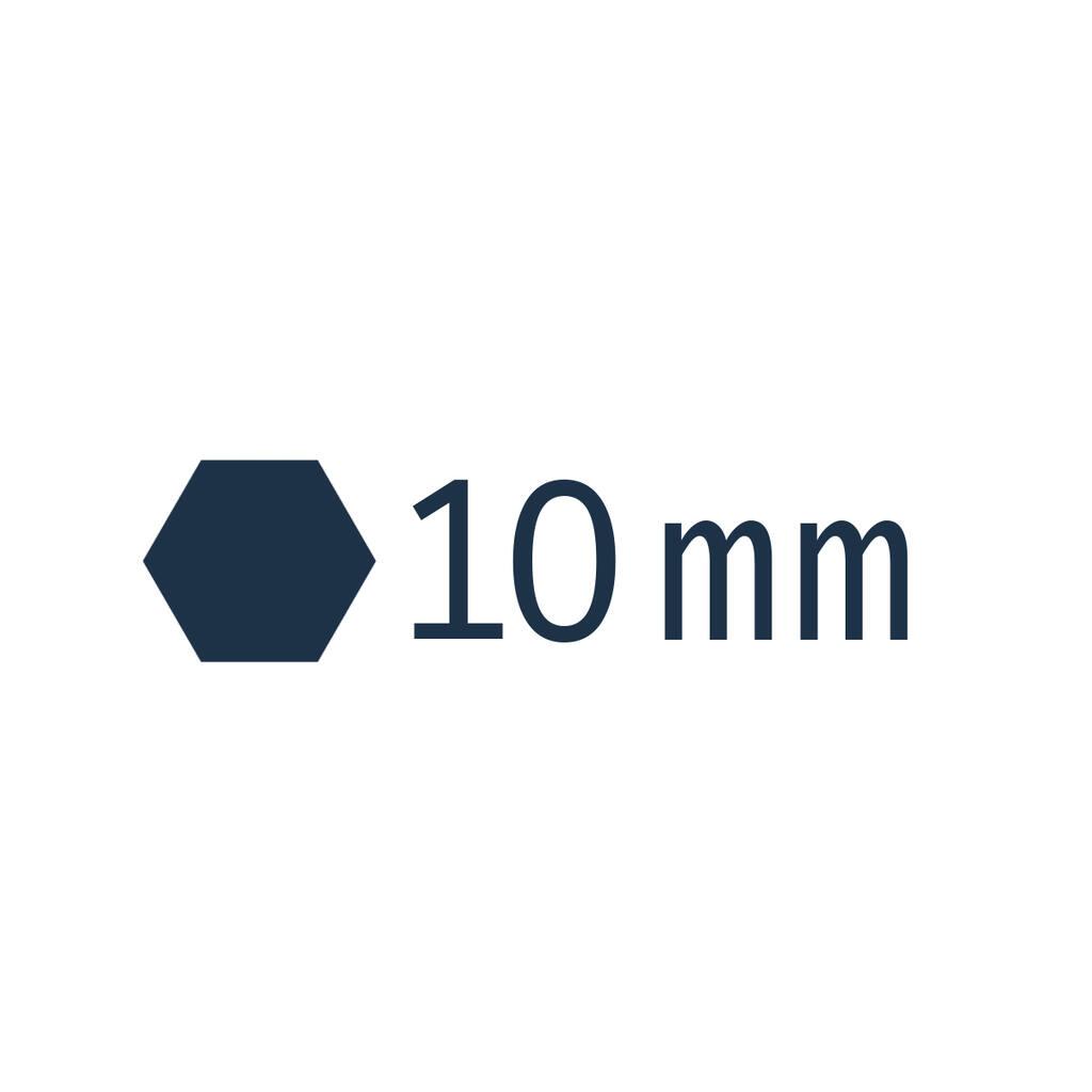 10 mm