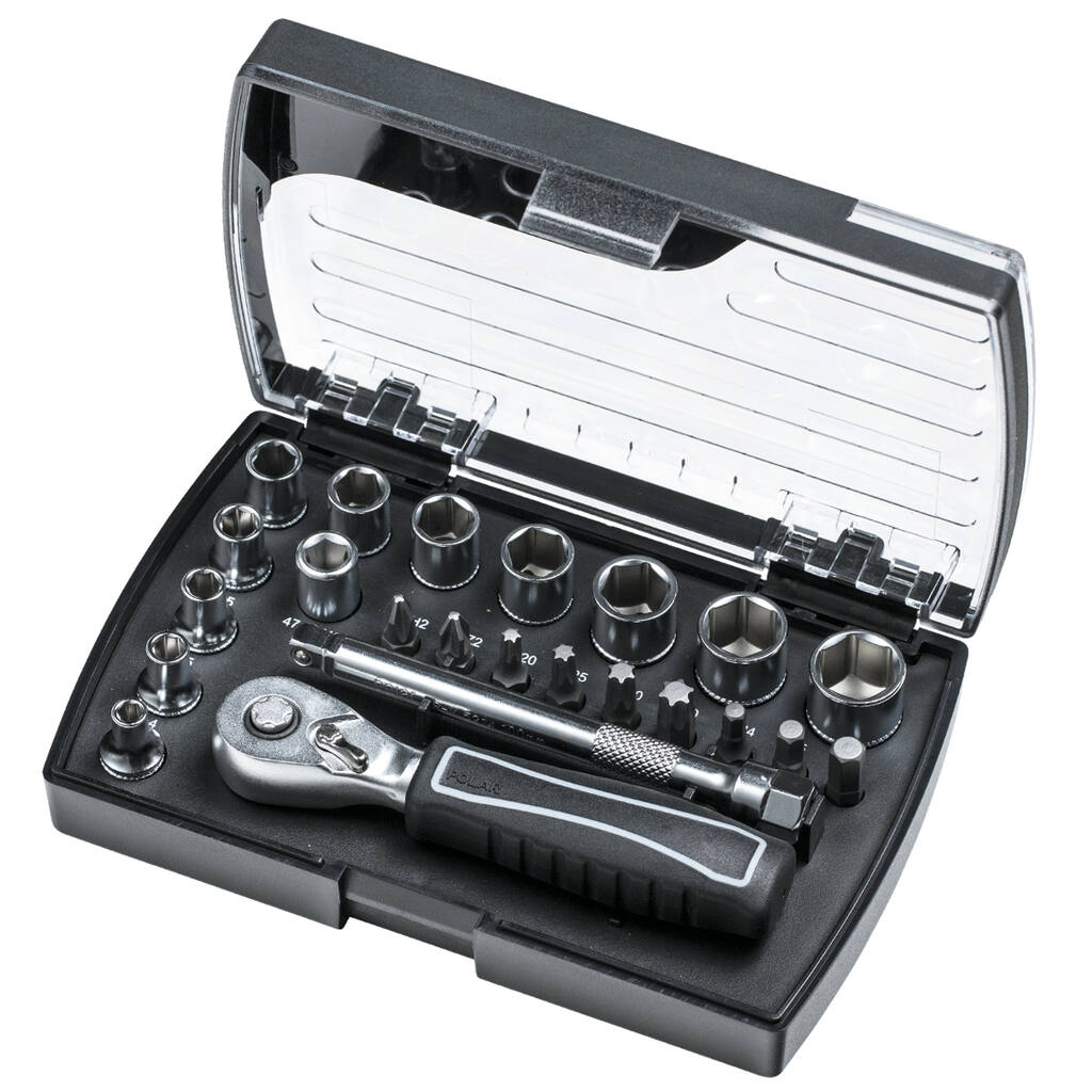 "1/4"" Socket wrench sets"