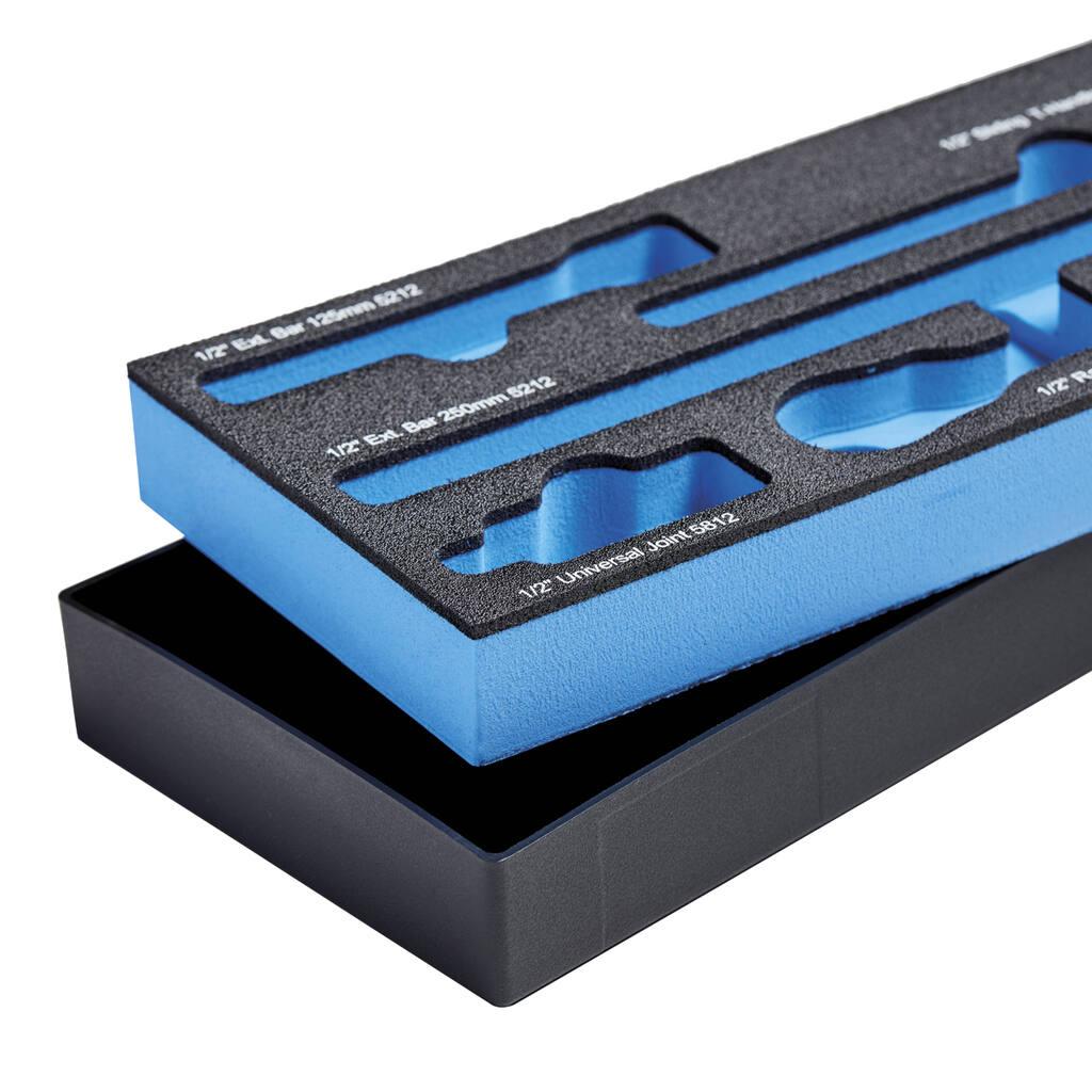 Plastbox with EVA - empty