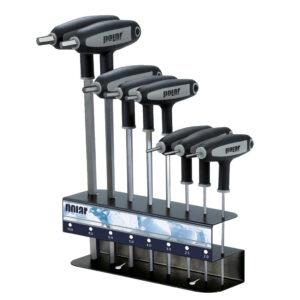 T-handle screwdriver set – Hex