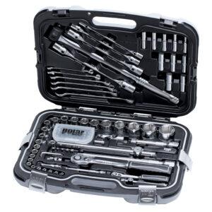 """1/4"""" and 1/2"""" metric tool set"""