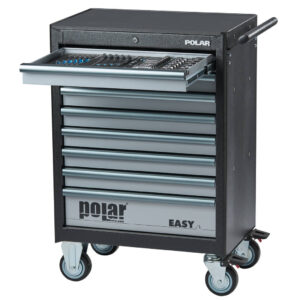 EASY Roller cabinet with 164 tools