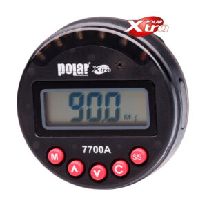 Digital angle meter with magnet